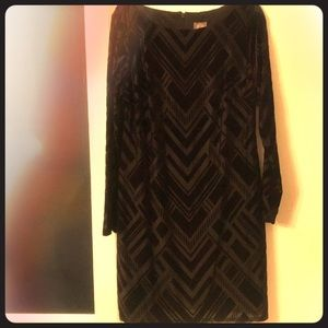 Vince Camuto Dress made of spandex/nylon/polyester